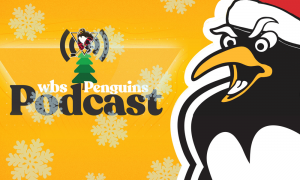PENGUINS PODCAST HOLIDAY SPECIAL