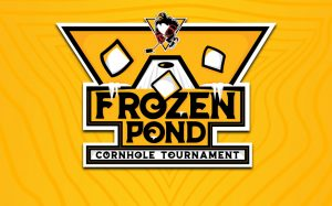 PENGUINS TO HOST FROZEN POND CORNHOLE TOURNAMENT