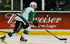 PITTSBURGH ACQUIRES NYBERG FROM STARS FOR PALVE
