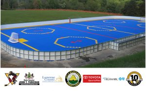 COMMUNITY DEK HOCKEY RINK TO BE BUILT AT TOYOTA SPORTSPLEX
