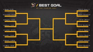 BEST GOALS OF THE SEASON (SO FAR) BRACKET