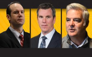WILKES-BARRE/SCRANTON'S INFLUENCE ALL OVER PITTSBURGH'S COACHING