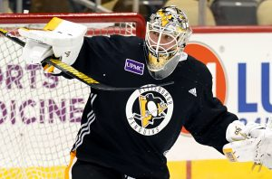 PITTSBURGH PUTS ITS TRUST IN PROVEN JARRY, DESMITH TANDEM