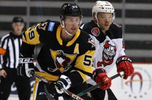 PENGUINS INK TIM SCHALLER TO AHL DEAL