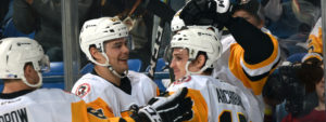 Read more about the article PENGUINS WEEKLY – 11/8/16