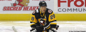 Read more about the article PENGUINS DEFEAT P-BRUINS IN SHOOTOUT, 5-4