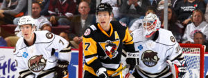 Read more about the article PENGUINS LOSE AT HERSHEY, 4-0