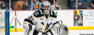 Read more about the article PENGUINS SIGN GOALIE DOUG CARR TO PTO