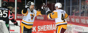 Read more about the article PENGUINS WEEKLY – 12/27/16