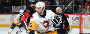 Read more about the article PENGUINS FALL AT BINGHAMTON, 3-2