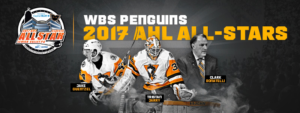 GUENTZEL, JARRY JOIN DONATELLI AT AHL ALL-STAR CLASSIC