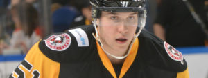 POULIOT'S GAME PICKING UP STEAM