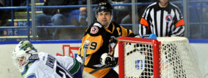 Read more about the article PENGUINS SCORE LATE, BUT LOSE IN SHOOTOUT, 3-2