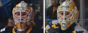"""PENGUINS' TRISTAN JARRY AND CASEY DESMITH WIN HARRY """"HAP"""" HOLMES AWARD"""