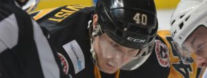 Read more about the article WILSON, SUNDQVIST BRING NHL POSTSEASON EXPERIENCE