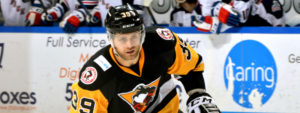 PITTSBURGH ASSIGNS SEVEN TO WILKES-BARRE