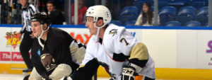 Read more about the article PENGUINS REDUCE TRAINING CAMP ROSTER