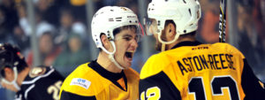 Read more about the article PENGUINS EDGED BY BEARS IN SHOOTOUT, 3-2