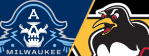 Read more about the article MILWAUKEE AN UNFAMILIAR FOE FOR PENGUINS
