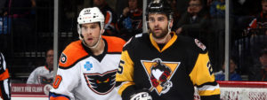 Read more about the article PENGUINS FALL TO PHANTOMS, 5-0