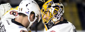 Read more about the article PENGUINS WIN SPECIAL TEAMS BATTLE, BEAT T-BIRDS, 3-1