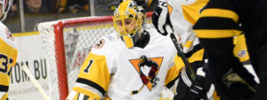 Read more about the article PENGUINS BOUNCE BACK TO BEAT BRUINS IN SHOOTOUT, 3-2