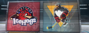 Read more about the article ICEHOGS PAY FIRST VISIT TO WBS THIS FRIDAY