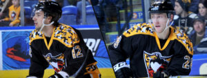 Read more about the article TAYLOR AND ZINK REASSIGNED TO WHEELING
