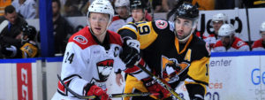 Read more about the article PENGUINS FALL SHORT TO CHECKERS IN ELIMINATION GAME