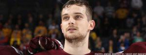 BLUEGER JOINS TEAM LATVIA AT WORLD CHAMPIONSHIP