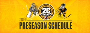 Read more about the article PENGUINS ANNOUNCE THREE PRESEASON GAMES