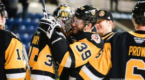 Read more about the article TRISTAN JARRY SCORES IN PENGUINS' 5-1 WIN