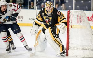 Read more about the article JARRY BECOMES FIRST WBS NETMINDER TO SCORE A GOAL