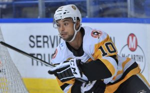 Read more about the article TROY JOSEPHS NAMED ECHL PLAYER OF THE WEEK