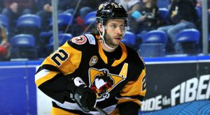 PENGUINS LOSE TO BEARS, 5-1