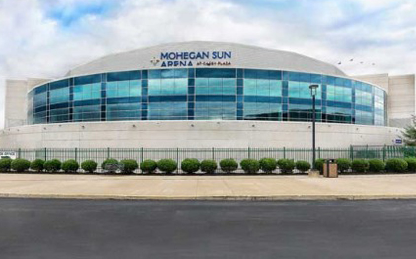 Mohegan Sun Arena Wilkes-Barre/Scranton Penguins