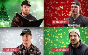 Read more about the article MERRY CHRISTMAS PENGUINS FANS!