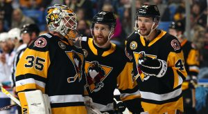 Read more about the article PENGUINS LOSE TO AMERICANS, 5-4