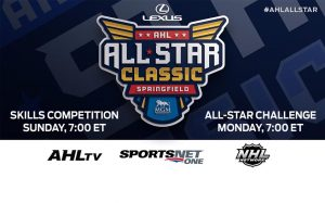 WATCH THE AHL ALL-STAR CLASSIC SUNDAY & MONDAY