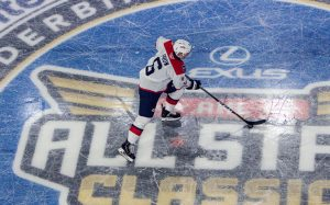 NORTH PULLS OUT 1-0 WIN TO CAPTURE AHL ALL-STAR CHALLENGE TITLE