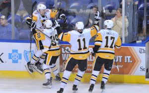 PENGUINS HOME FOR A PAIR THIS WEEKEND