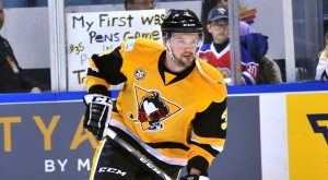 Read more about the article PENGUINS SIGN TIM ERIXON FOR THE REMAINDER OF 2018-19