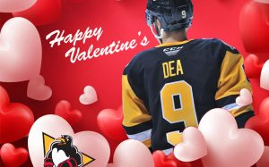 Read more about the article HAPPY VALENTINE'S DAY FROM THE PENGUINS