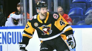 Read more about the article PENGUINS LOSE TO LEHIGH VALLEY, 3-1