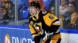 Read more about the article PENGUINS OUTLASTED BY WOLF PACK IN 3-2 SHOOTOUT LOSS