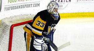 Read more about the article PENGUINS SIGN GOALTENDER ALEX D'ORIO TO ATO