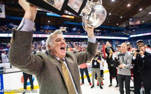 MIKE VELLUCCI NAMED PENGUINS HEAD COACH