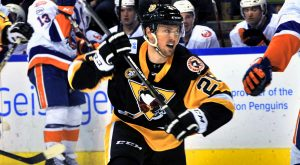 Read more about the article PENGUINS SIGN FORWARD CHRISTOPHER BROWN