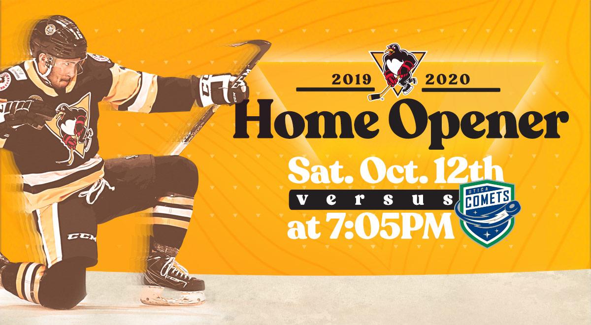 Wilkes-Barre/Scranton Penguins Home Opener