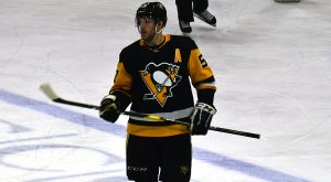 """ANGELLO """"IMPOSED HIS WILL"""" IN PENS' 2-1 WIN OVER DEVILS PROSPECTS"""